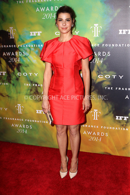 ACEPIXS.COM<br /> <br /> June 16 2014, New York City<br /> <br /> Marisa Tomei arriving at the 2014 Fragrance Foundation Awards on June 16, 2014 in New York City<br /> <br /> <br /> By Line: Nancy Rivera/ACE Pictures<br /> <br /> ACE Pictures, Inc.<br /> www.acepixs.com<br /> Email: info@acepixs.com<br /> Tel: 646 769 0430