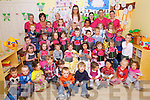 Kerry Rose Ann Marie Hayes visited the children of Brookview Childcare on Friday.