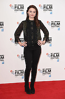 "Jessica Bardem<br /> at the London Film Festival 2016 premiere of ""Mindhorn"" at the Odeon Leicester Square, London.<br /> <br /> <br /> ©Ash Knotek  D3167  09/10/2016"