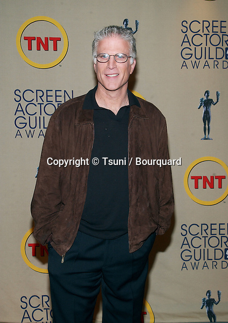 Ted Danson was annoncing the 2002 nominated for the 8th annual SAG Awards at the Screen Room Theatre at the Pacific Design Center in Los Angeles. January 29, 2002.           -            DSC_4692.jpg
