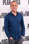 "Javier Gutierrez attends the photocall of the film ""Plan de Fuga"" in Madrid, Spain. April 25, 2017. (ALTERPHOTOS/Rodrigo Jimenez)"