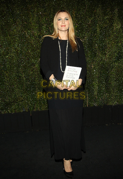 BEVERLY HILLS, CA - JANUARY 14: Drew Barrymore at Chanel Dinner Celebrating The Release Of Drew Barrymore's New Book &quot;Find It In Everything&quot; on  January 14, 2014 at Chanel Boutique, California. <br /> CAP/MPI/RTNUPA<br /> &copy;RTNUPA/MPI/Capital Pictures