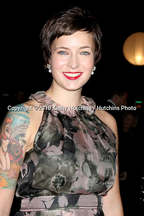 Diablo Cody.arriving at the 2010 Palm Springs Film Festival Awards Gala.Palm Springs Convention Center.January 5, 2010.©2010 Kathy Hutchins / Hutchins Photo.