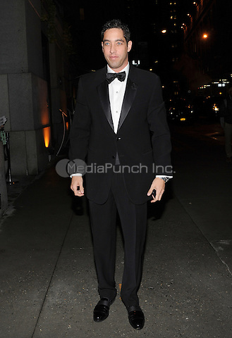 New York, NY- October 23: Nick Loeb spotted on Wall Street attending the 31st annual FGI Night Of Stars event at Cipriani Wall Street on October 23, 2014 in New York City. Credit: John Palmer/MediaPunch