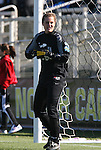 07 December 2008: North Carolina's Ashlyn Harris. The University of North Carolina Tar Heels defeated the Notre Dame Fighting Irish 2-1 at WakeMed Soccer Park in Cary, NC in the championship game of the 2008 NCAA Division I Women's College Cup.