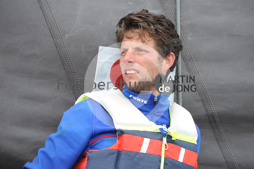 SKÛTSJESILEN: HEERENVEEN: skûtsje Gerben van Manen, Sytze Brouwer, ©foto Martin de Jong