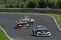 8/16/08 - Photo by John Cheng - Mohegan Sun NASCAR Camping World 200 Series at Lime Rock, Connecticut.  Brian Ickler of Ickler Motorsports.  Mike Olsen of Faddon Racing.
