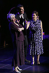"""Nancy Opel, Jerry O' Connell and Rachel Bloom during the Manhattan Concert Productions 25th Anniversary concert performance of """"Crazy for You"""" at David Geffen Hall, Lincoln Center on February 19, 2017 in New York City."""