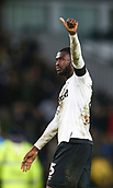 9th February 2019, Pride Park, Derby, England; EFL Championship football, Derby Country versus Hull City; Fikayo Tomori of Derby County gives the fans a thumbs up