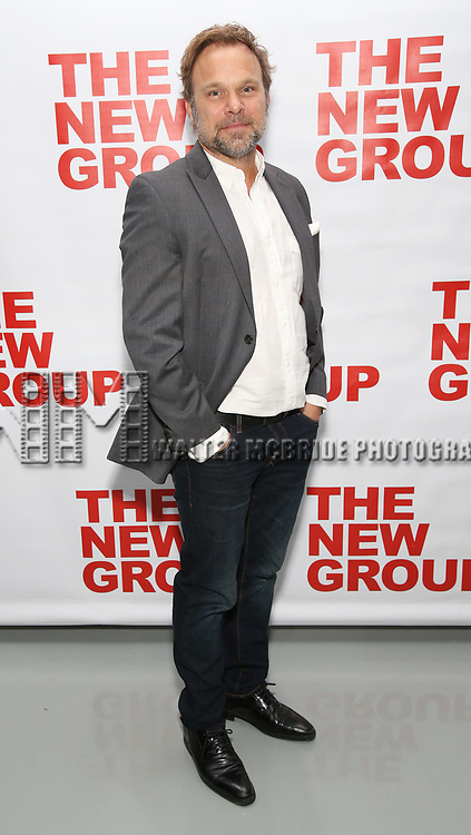 Norbert Leo Butz attends the World Premiere of Hamish Linklater's 'The Whirligig' at Green Fig's Social Drink and Food Club Terrace on May 21, 2017 in New York City.