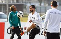 Marvin Plattenhardt (Deutschland Germany) - 25.03.2018: Training der Deutschen Nationalmannschaft, Olympiastadion Berlin