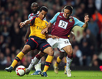081026 West Ham Utd v Arsenal