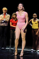 """A Chorus Line"" musical by Stages St. Louis theater at Robert G. Reim Theatre in St. Louis, MO."