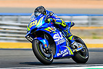 Team SUZUKI ECSTAR's rider Andrea Iannone of Italy rides during the MotoGP Official Test at Chang International Circuit on 17 February 2018, in Buriram, Thailand. Photo by Kaikungwon Duanjumroon / Power Sport Images