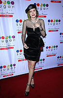 08 October 2018 - Las Vegas, NV - Bella Thorne.  Bella Thorne celebrates her 21st birthday at Sugar Factory American Brasserie inside Fashion Show. <br /> CAP/ADM/MJT<br /> &copy; MJT/ADM/Capital Pictures