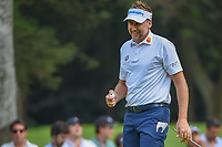 Ian Poulter (GBR) reacts to sinking his birdie putt on 15 during round 3 of the World Golf Championships, Mexico, Club De Golf Chapultepec, Mexico City, Mexico. 2/23/2019.<br /> Picture: Golffile | Ken Murray<br /> <br /> <br /> All photo usage must carry mandatory copyright credit (© Golffile | Ken Murray)