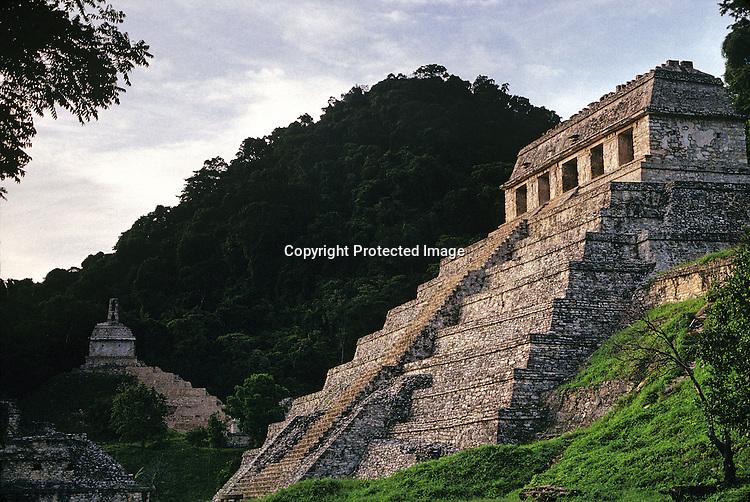 Chiapas; Mexico; Maya, Palenque