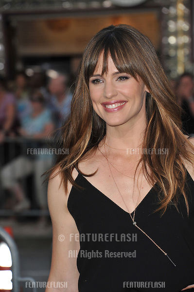 Jennifer Garner at the Los Angeles premiere of her movie &quot;Draft Day&quot; at the Regency Village Theatre, Westwood.<br /> April 7, 2014  Los Angeles, CA<br /> Picture: Paul Smith / Featureflash