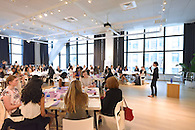 The 2016 ANNpower leadership forum at the headquarters of ANN, Inc. in New York.