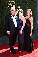 PASADENA - APR 30: Bob Mauro at the 44th Daytime Emmy Awards at the Pasadena Civic Center on April 30, 2017 in Pasadena, California