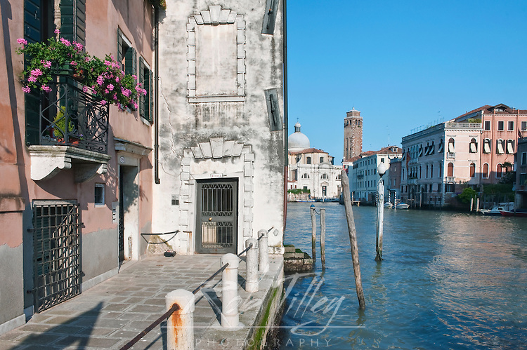 Europe, Italy, Venice, The Grand Canal