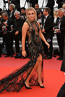 Talia Storm at the gala screening for &quot;Yomeddine&quot; at the 71st Festival de Cannes, Cannes, France 09 May 2018<br /> Picture: Paul Smith/Featureflash/SilverHub 0208 004 5359 sales@silverhubmedia.com