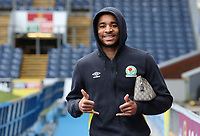 Blackburn Rovers' Dominic Samuel arrive at the ground for todays match<br /> <br /> <br /> Photographer Rachel Holborn/CameraSport<br /> <br /> The EFL Sky Bet League One - Blackburn Rovers v Blackpool - Saturday 10th March 2018 - Ewood Park - Blackburn<br /> <br /> World Copyright &copy; 2018 CameraSport. All rights reserved. 43 Linden Ave. Countesthorpe. Leicester. England. LE8 5PG - Tel: +44 (0) 116 277 4147 - admin@camerasport.com - www.camerasport.com