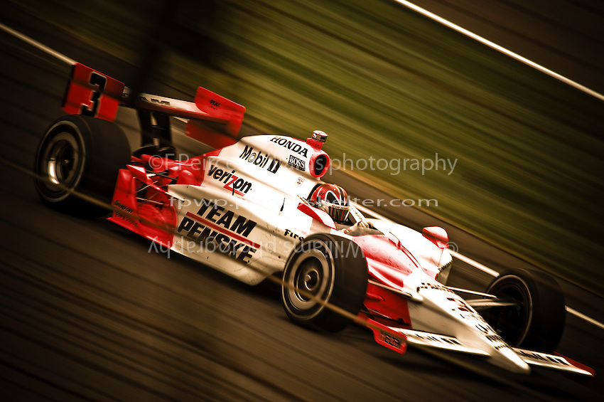 24 May, 2009, Indianapolis, Indiana, USA.Indy 500 winner Helio Castroneves (#3)..©F. Peirce Williams 2009 USA.ref: Raw Image Capture (.NEF) available