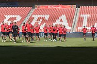USMNT Training, June 2, 2017