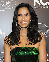 NEW YORK, NY - OCTOBER 19: Padma Lakshmi attends Keep A Child Alive's Black Ball 2016 at Hammerstein Ballroom on October 19, 2016 in New York City. Photo by John Palmer/MediaPunch