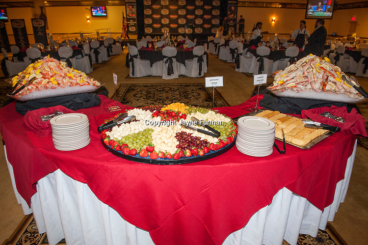 Poker Hall of Fame Appetizers