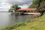 Lake House hotel, Polonnaruwa District, North Central Province, Sri Lanka, Asia