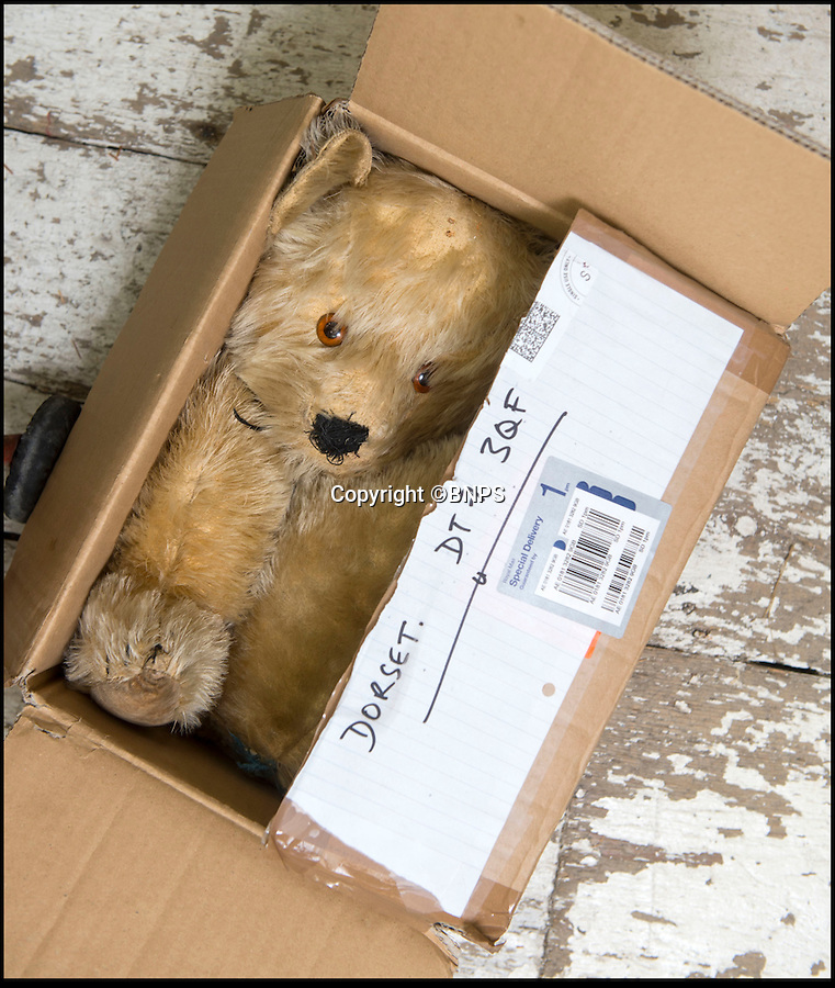 BNPS.co.uk (01202 558833)<br /> Pic: PhilYeomans/BNPS<br /> <br /> The bears arrive from all overthe world.<br /> <br /> Broken bears and deteriorating dolls from all over the world are being brought back to life by a UK team of dedicated doctors and nurses at one of the last remaining toy hospitals.<br /> <br /> The team at Alice's Bear Shop, a teddy bear and doll hospital in Lyme Regis, Dorset, perform all kinds of 'surgery' from simple restringing and re-stuffing to head re-attachments and complete skin grafts.<br /> <br /> Rikey Austin, 49, opened the hospital in January 2000 but also ran a shop and only repaired one or two toys a month.<br /> <br /> Now she has a four-month waiting list for patients and has had to close the shop to focus on the hospital side of the business.