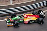 Thierry Boutsen, Benetton B187, Detroit 1987
