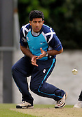 STOCK PIC - CB40 Cricket - Saltires V Durham at Grange CC Edinburgh - Majid Haq - Picture by Donald MacLeod - 16.05.11 - 07702 319 738 - www.donald-macleod.com - clanmacleod@btinternet.com