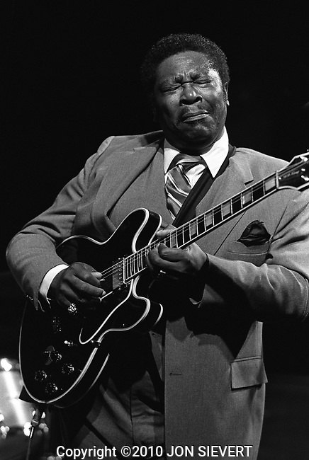 B.B. King, 4/1/82, Great American Music Hall, San Francisco