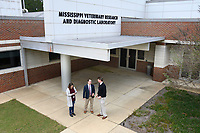 MVRDL, Mississippi Veterinary Research and Diagnostic Lab