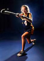 Highland School Athlete of the Year Phoebe Krumich, photographed 6-9-10 in Warrenton, VA.