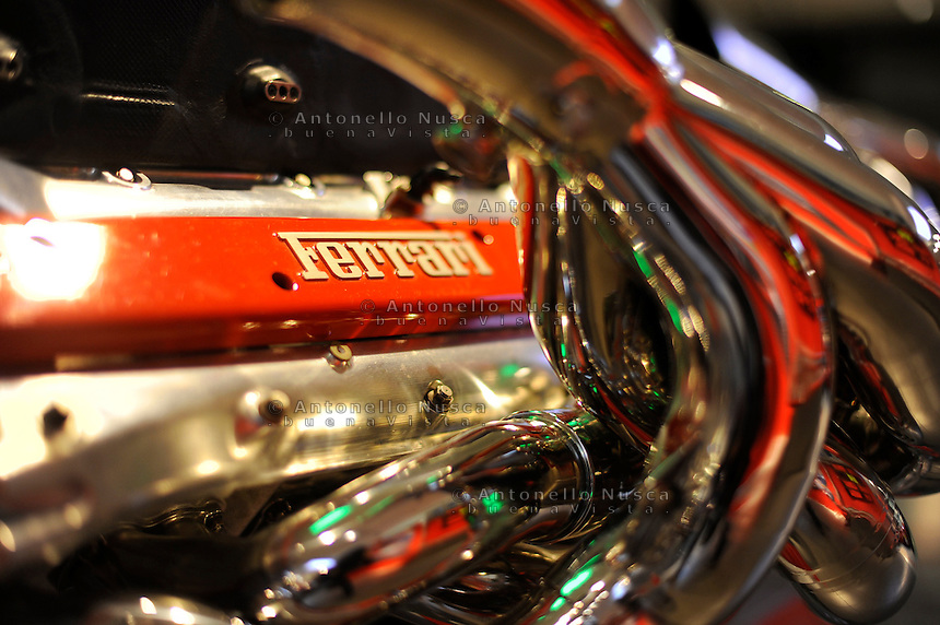 Cars and objects are exposed at the Galleria Ferrari, the company's official museum. Since 2011 has been known simply as the Ferrari Museum. Around 240,000 visitors a year pass through its doors and view its superb collections.