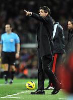 Tito Vilanova ( Entraineur FC Barcelone ) .Football Calcio 2012/2013.La Liga Spagna.Foto Panoramic / Insidefoto .ITALY ONLY