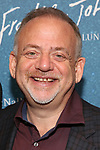 """Marc Shaiman attends The """"Frankie and Johnny in the Clair de Lune"""" - Opening Night Arrivals at the Broadhurst Theatre on May 29, 2019  in New York City."""