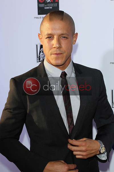 """Theo Rossi<br /> at the """"Sons of Anarchy"""" Season Six Premiere Screening, Dolby Theatre, Hollywood, CA 09-07-13<br /> David Edwards/Dailyceleb.com 818-249-4998"""