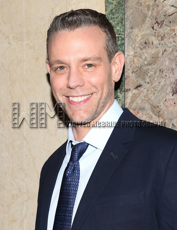 Adam Pascal.attending the 2012 New York Theatre Workshop Spring Gala Honoring Barbara Warner Howard & Thomas Schumacher at the Plaza Hotel in New York City on 5/22/2012
