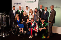 Deloitte & Lloyds Olympic dinner