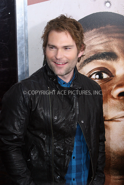 WWW.ACEPIXS.COM . . . . .  ....February 22 2010, New York City....Seann William Scott at the premiere of 'Cop Out' at AMC Loews Lincoln Square 13 on February 22, 2010 in New York City....Please byline: NANCY RIVERA- ACE PICTURES.... *** ***..Ace Pictures, Inc:  ..tel: (212) 243 8787 or (646) 769 0430..e-mail: info@acepixs.com..web: http://www.acepixs.com