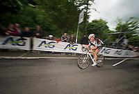 1 lap to go for Stijn Devolder (BE)<br /> <br /> Belgian Championchips 2013