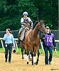 Sweet Sandy with Bridgett McFadden at Delaware Park on 6/7/17
