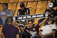 SÃO PAULO,SP,13 MARÇO 2013 - COPA LIBERTADORES AMÉRICA 2013 - CORINTHIANS (Bra) x THIJUANA (MEX) - jogador do Corinthians durante partida Corinthians x Thijuana válido pela 4º rodada da Copa Libertadore América 2013 no Estádio Paulo Machado de Carvalho (Pacaembu) na noite desta quarta feira (13).FOTO ALE VIANNA - BRAZIL PHOTO PRESS.