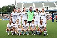 Cary, North Carolina  - Saturday June 16, 2018: North Carolina Courage vs Utah Royals FC at Sahlen's Stadium at WakeMed Soccer Park.