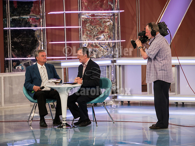 Zika show, a live TV variety show watched each Saturday morning by 25% of the Serbian people during it's production and broadcast  in Belgrade, Serbia